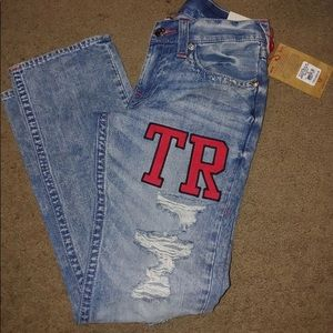 True religion jeans men's size 30